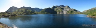 Jezero Stuvsdalsvatnet