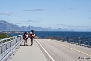 Prečkanje mostu