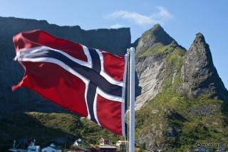Norveška zastava