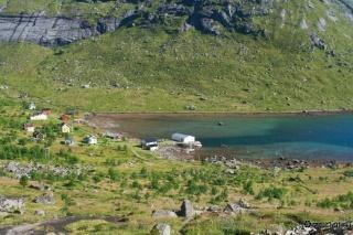 Naselje Kjerkfjord