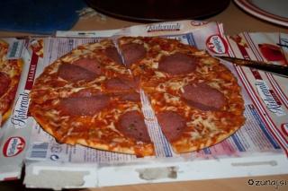 Dr. Oetker pizza