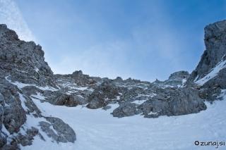 Močno pomanjkanje snega