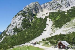 Plezališče skrajno levo