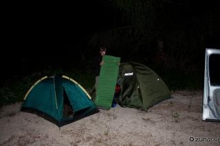 Kamp pod Tre Croci