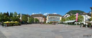 Glavni trg v Bolzanu