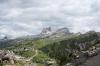 Pogled proti štirim stolpom