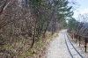 Bivša trasa železnice Ljubljana - Trst