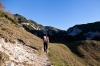 Prihod na planino Koren