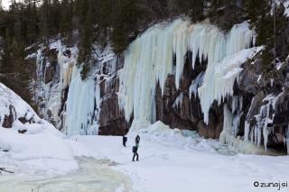 Ledno frikališče:)