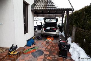 Pakiranje avtomobila