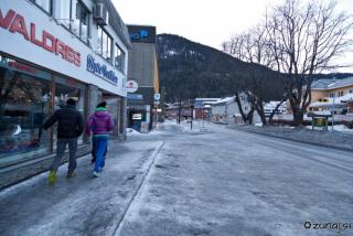 V vasi Fagernes