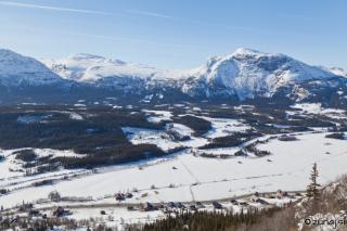 Pogled na dolino