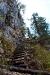 Stopnice v Taški