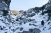Na poti pod zgornje slapove