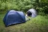 Postavitev šotorov