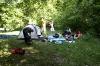 Pospravljanje šotorov