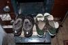 Sušenje čevljev