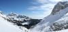 Pogled proti planini v Lazu
