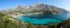 Panoramski pogled na zaliv Sormiou