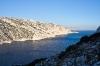 Zahod v zalivu Sormiou