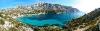 Jutranji pogled na zaliv Sormiou
