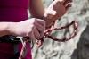ODvezovanje po končanem plezanju