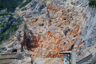 Opustošen rudnik