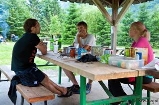 V kampu