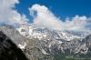 Okoli Triglava se že nabirajo oblaki