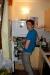 Primož krade iz hladilnika:)