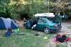 Pospravljanje kampa