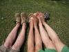 Noge naših plezalk