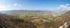 Pogled na Vipavsko dolino