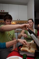 Toaster v akciji