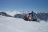 Še ena gasilska, tokrat na vrhu Col de Crevoux(2530m)