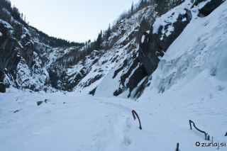 Upper gorge