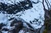 Pogled iz vrha slapu