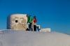 Anja in Remic že na vrhu