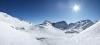 Pogled nazaj proti Debelemu vrhu