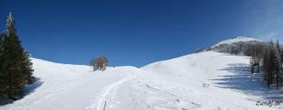 Proti koči na planini