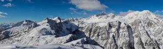 Panorama Julijskih Alp