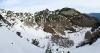 Pogled na planino Suha