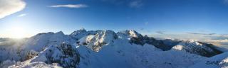 Draška vrhova in Triglav