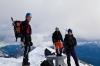 Janez, Matej in Luka na vrhu