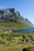 Zaliv in naselje Kjerkfjord