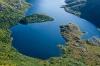 Obala jezera Agvatnet