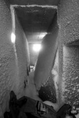 Zavetrje v bunkerju