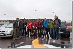 Ekipa plezalcev