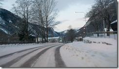 Na poti proti Rjukanu