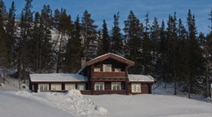 Lesene hišice na smušišču